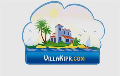 VillaKipr Logo