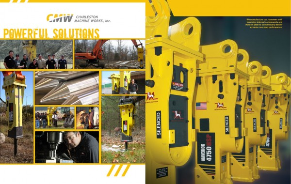 Maverick Hammers Brochure