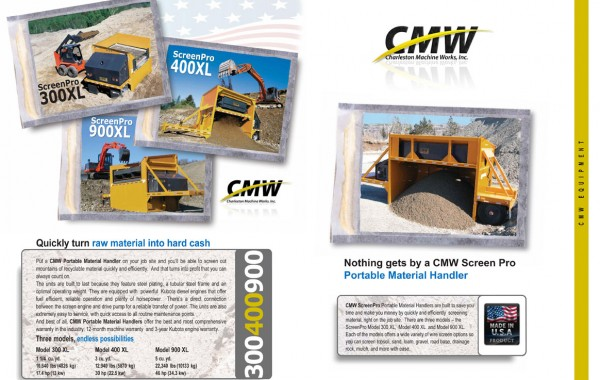 Soil Screeners Brochure