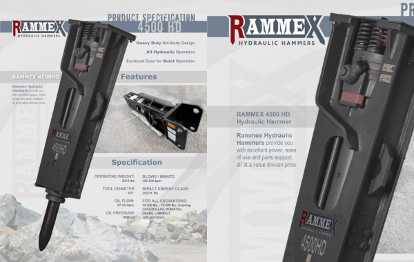 Rammex Hammers