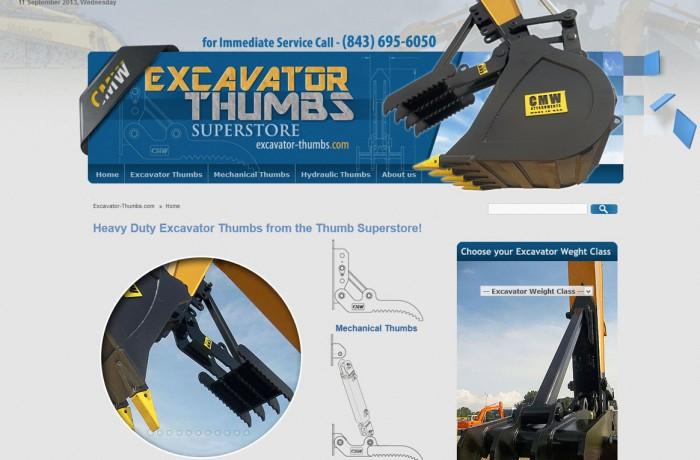 Excavator-Thumbs.com
