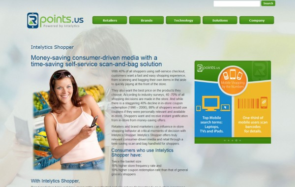 Rpoints.us Website