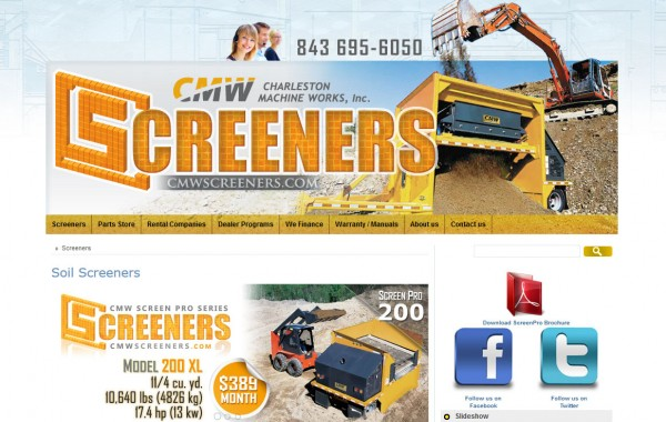 Soil Screeners