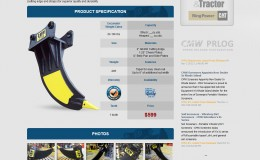 CMW Attachments website
